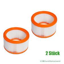 2 x Filter für Wap Alto Turbo XL-SW/IH  - XL-SWE/IH / K1 Luftfilter Rundfilter