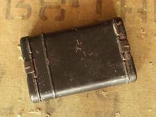 Original WW2 / WWII Relic German Mauser 98k Cleaning Kit Box / Case ( 1940 )