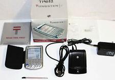 Palm Tungsten C Silver Handheld Pda Pilot Organizer Nm w/ Box, Cradle & Stylus
