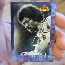 JIMI HENDRIX Trading Card; 2015 Topps American Pie #144; Rock Guitar Legend