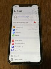 New listing Apple iPhone 11 64Gb -Green (Spectrum) A2111 (Cdma + Gsm) *Damaged Screen* #E3