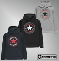 Boys Converse Long Sleeves Kangaroo Chuck OTH Hoodie Sizes Age from 8 to 15 Yrs
