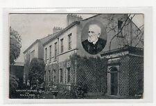SINGLETON VICARAGE, FLYDE: Lancashire postcard (C9016)