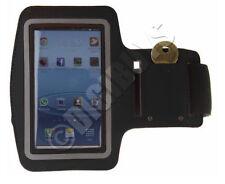 Étuis, housses et coques brassards bleus en néoprène pour téléphone mobile et assistant personnel (PDA)