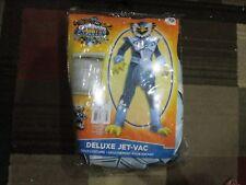 Skylanders Giants Costumes for Boys Kids Deluxe Halloween Jet-Vac S/P 3-4 NEW