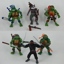 12cm 6 Pcs/Set Teenage Mutant Ninja Turtles Figure Collection Toys Kids Gift UK