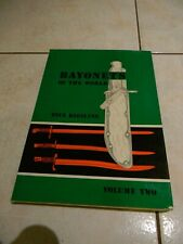 Bayonets of the World by Kiesling, Vol. 2, Military Reference Book