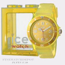 Authentic Ice Jelly Yellow Unisex Watch JY.YT.U.U.10
