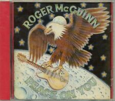 Roger McGuinn ( of The Byrds ) - Peace On You  RARE 1974 ORIG CD Release (New!)