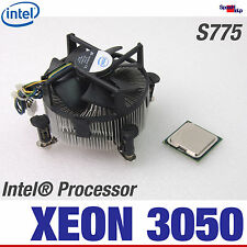 Cpu Intel Xeon 3050 2.13GHZ 2MB 1066 MHz Dual Core SL9VS 64-bit Virtualization