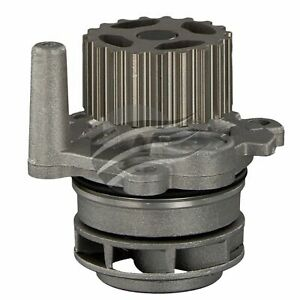 Dayco Water Pump for Volkswagen Multivan 3/2010 - 2.0L 4 cyl 10V DOHC DTFI Twin
