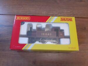 "Hornby Railroad R2942 LMS 0-6-0T Class 3F Steam Locomotive No.""16440"""
