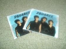 JOE SATRIANI - SQUARES - CD ALBUM - HAND SIGNED - BRAND NEW / STILL SEALED