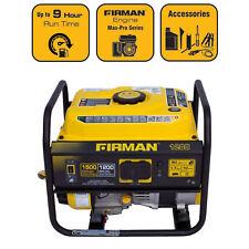 Firman Power Equipment P01201 Gas Powered 1200 | 1500 Watt Portable Generator