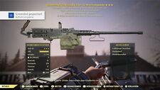 Fallout 76 Blutbefleckt Kaliber 50 Bloodied Weapons BE 250 PS4 RAR Explo