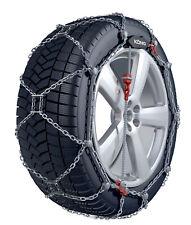 KÖNIG Schneeketten Paar XG-12 PRO, Kettengruppe 245 für mehrere Reifengrößen