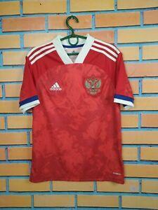 Russia Jersey Home Kids Boys 13-14 y Shirt Football Soccer adidas FK4437