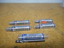 Osg Tap Amp Die 402 2500 Bn Sc 2f Se Bn End Mills 14 Diameter New Lot Of 5