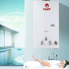 16L Tankless 16L/min Natural Gas  Digital Display Instant 4.2 GPM Water Heater