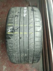 1x 295/30/20 CONTNENTAL CSC5p TYRE 5.5mm TESTED 3052520 NO REPAIRS MO