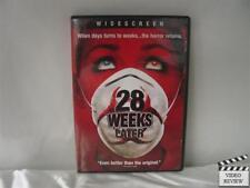 28 Weeks Later (DVD, 2009, Widescreen)