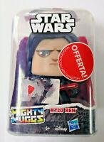 Disney Star Wars Mighty Muggs Collectible Action Figure Kylo Ren #6  Hasbro