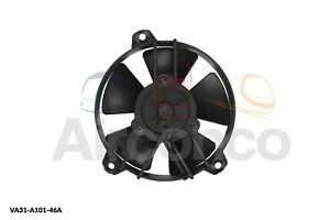 """Spal Axial Fan, VA31-A101-46A, 12v (Pull) 5.2"""" (130mm) - Genuine Product"""