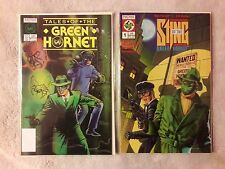 The Green Hornet Comic Lot (2) VF+, Free Shipping!