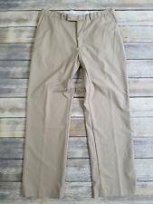 Ralph Lauren RLX Men's Golf Casual Khaki Pants size 36 x 31