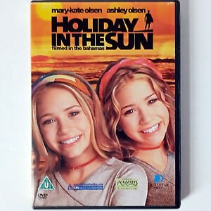 Holiday In The Sun (DVD, 2001 Warner Brothers) Mary-Kate & Ashley Olsen