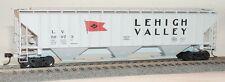 NIB HO Accurail #6513 PS4750 Covered Hopper Lehigh Valley #50973 Kit