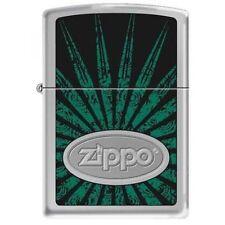 Zippo Lighter - Foliage High Polish Chrome - 851976