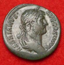 Fantastic Sestertius of Hadrian