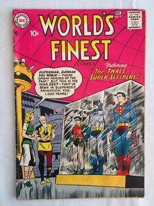 World's Finest #91 - FN-