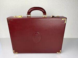 Borsa Valigia 24h Must De Cartier suitcase bag santos love lighter sunglasses