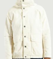 Albam Hooded Parka Button Up Men's UK Size L *REF165*