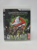 Ghostbusters The Video Game (PlayStation 3, PS3) Complete CIB