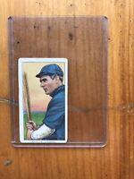 1909-11 T206 white Cincinnati Clark Griffith Batting   original vintage card HOF