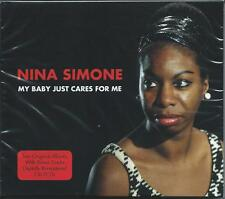 Nina Simone - My Baby Just Cares For Me (2CD 2010) NEW/SEALED