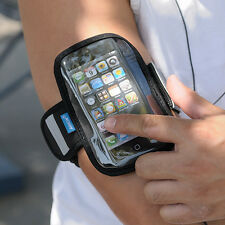 ARKON Sports Workout Armband Case for Apple iPhone 5 4s 4 3gs 3g 3 & iPod Touch