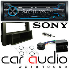 Ford Focus 2004-2007 Sony Bluetooth CD AUX USB Car Stereo ISO Wiring Fitting Kit