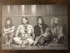 Little Big Town Autograph Photo