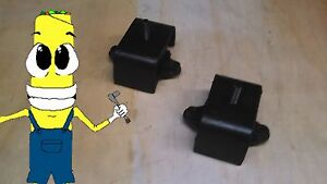 Motor Mount Kit for Datsun 240Z 280Z 280ZX 70-83 Set of 2 Front Left and Right