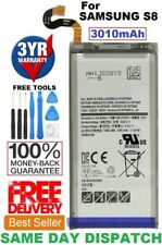 For Samsung Galaxy S8 Brand New Battery + Free TOOLS (3010mAh)