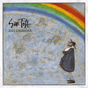 Sam Toft Calendar 2022  *NEW & SEALED, OFFICIAL CALENDAR, FAST UK DISPATCH*