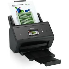 Brother Ads-3600w A4 Touch Screen Desktop Office Scanner