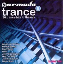 Armada Trance Volume 8 Various Artists Audio CD