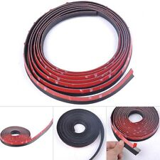 1m Z Type Adhesive Car Rubber Seal Sound Insulation Car Door Sealing Strip
