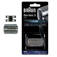 10Pcs BRAUN Men Shaver Foil /& Cutter 31S 5000 6000 Series High Performance Parts
