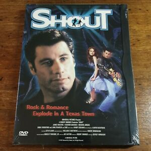 Shout DVD BRAND NEW REGION 1 USA RELEASE SNAPPER CASE